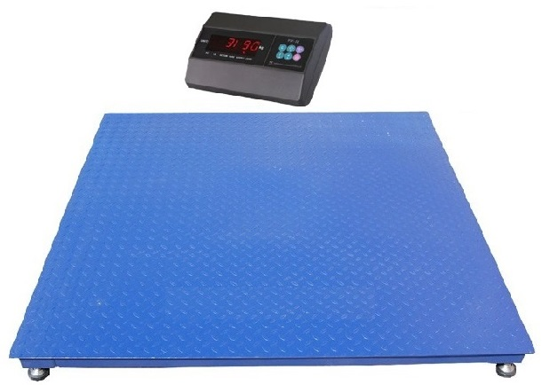 Платформенные весы П1010